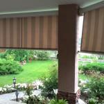 Маркизы частный дом на шлюзах в г. Волгоград