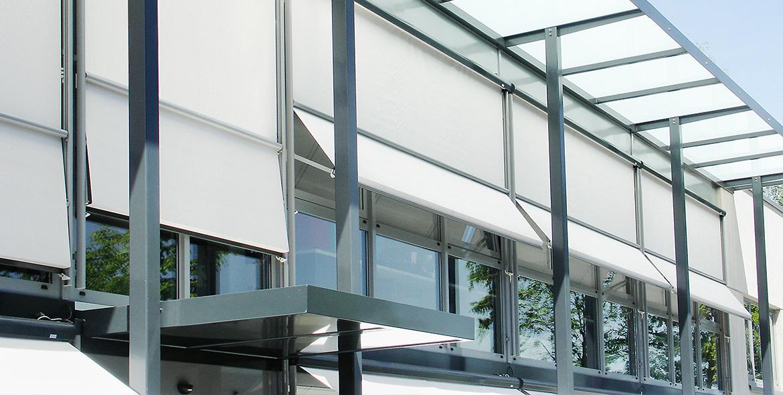 Фасадные маркизы  VertiKa VISOMBRA FS6000